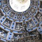 Ornate cupola by Elena Skvortsova