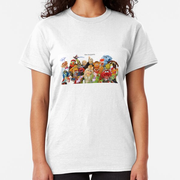 The Muppets Classic T-Shirt