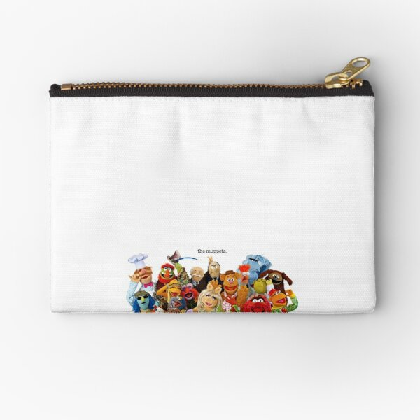 The Muppets Zipper Pouch