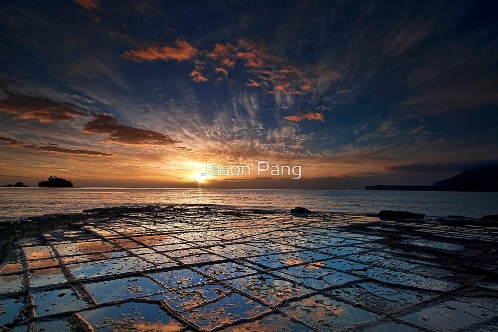 Tessellated Reflections by Jason Pang, FAPS FADPA