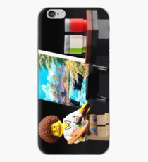 """iPhone Case with Toy Photography - """"Hippie Artist"""" iPhone Case"""