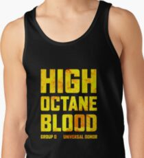 Mad Max Fury Road High Octane Blood Tank Top