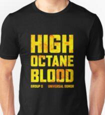 Mad Max Fury Road High Octane Blood T-Shirt