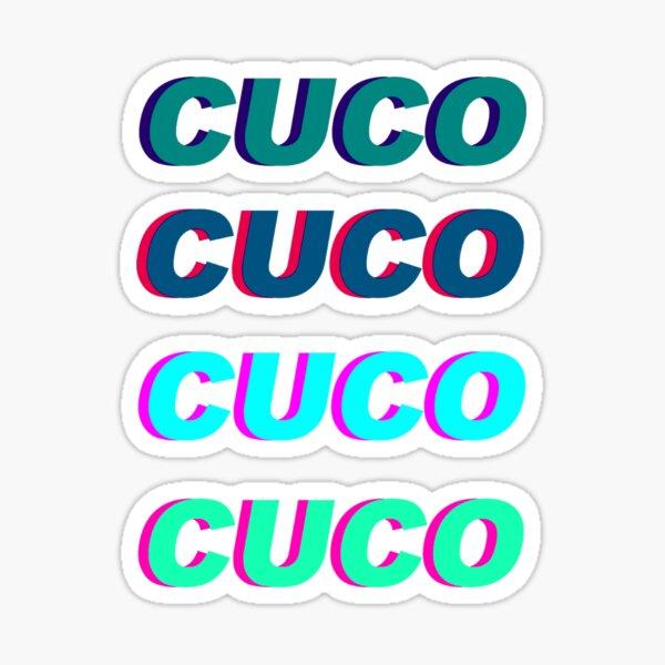 Cuco Stickers Sticker