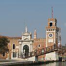 Arsenal, Venice by Elena Skvortsova