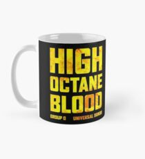 Mad Max Fury Straße High Octane Blut Tasse (Standard)