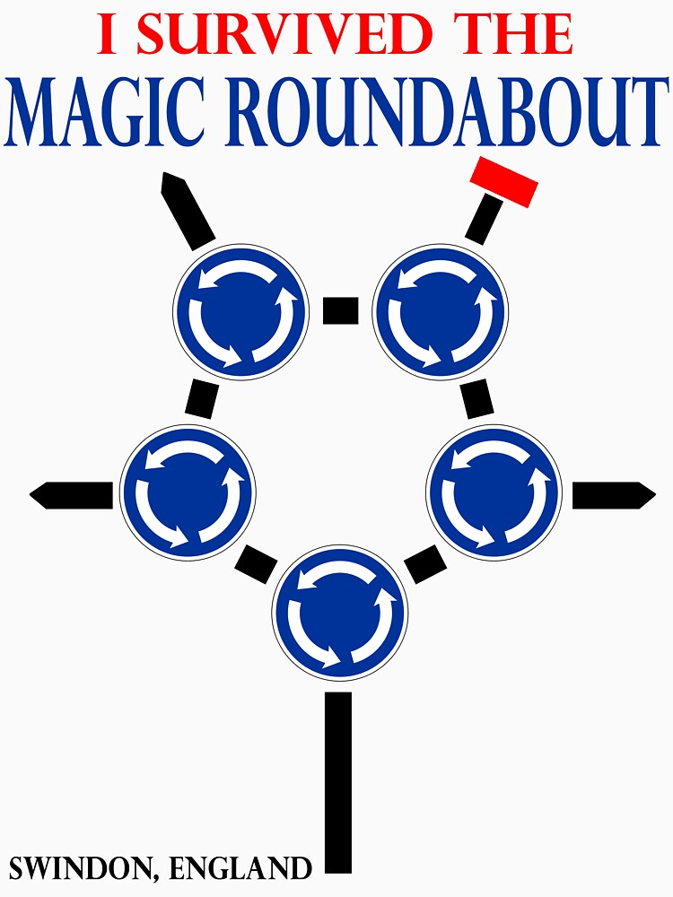 The Magic Roundabout | Unisex T-Shirt