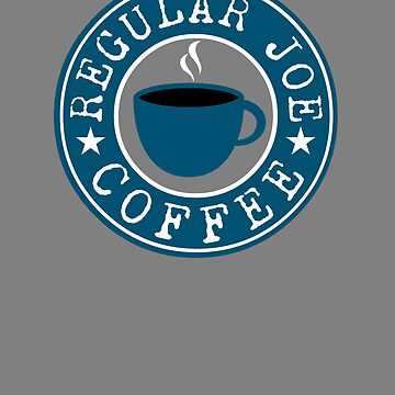 Regular Joe Coffee  by apstephens