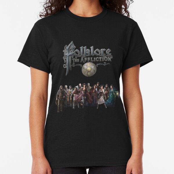 Folklore: The Affliction (Characters) Classic T-Shirt