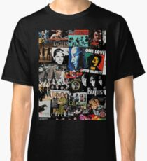 Rock-Collage Classic T-Shirt