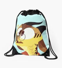 cricket noises Drawstring Bag