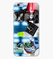"""iPhone Case with Toy Photography - """"Dark Side Rocks"""" iPhone Case"""