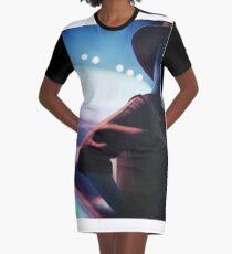 Portrait of shop dummy store mannequin Hasselblad square medium format film analogue photograph Graphic T-Shirt Dress