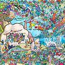 The Mer-King's Birthday by Chuck Whelon
