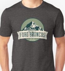 Bronco Unisex T-Shirt