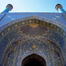 Imam Mosque - Isfahan - Iran by Bryan Freeman