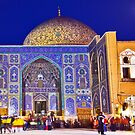 Sheikh Lotf Allah Mosque - Esfahan - Iran by Bryan Freeman