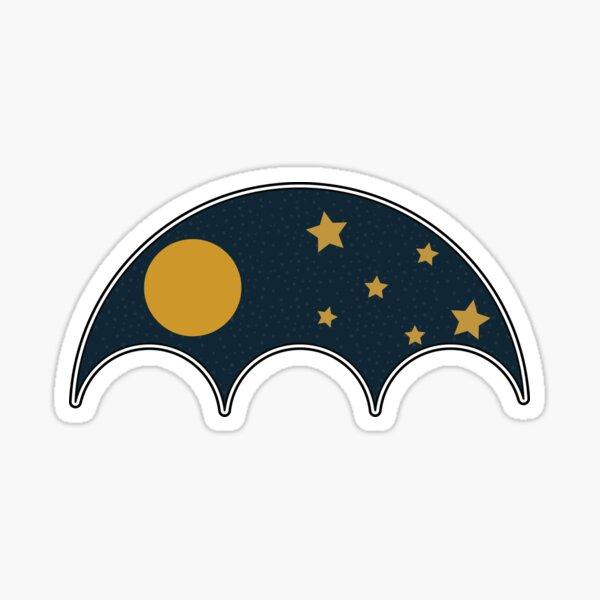 Phase de lune Sticker