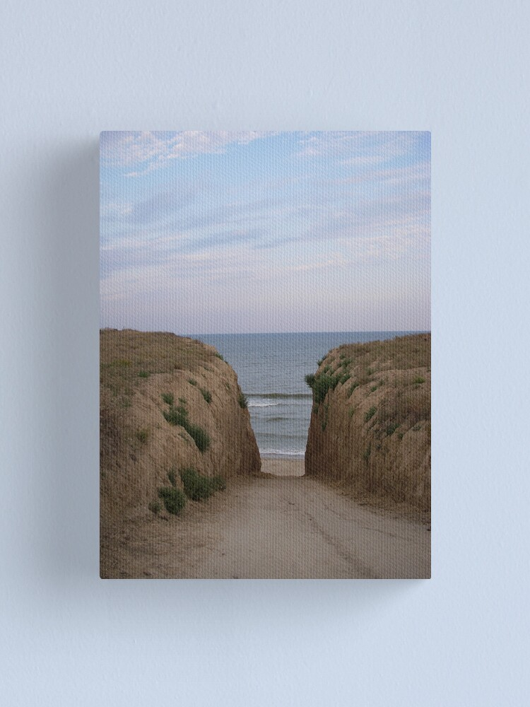 Alternate view of Entrance Canvas Print