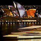 Sydney - Night & Day by Bryan Freeman
