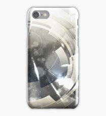 Abstract technology background. iPhone Case/Skin