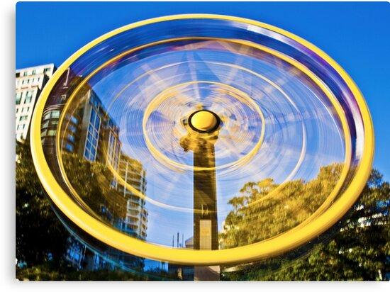 Luna Park - Sydney - Just for Fun by Bryan Freeman