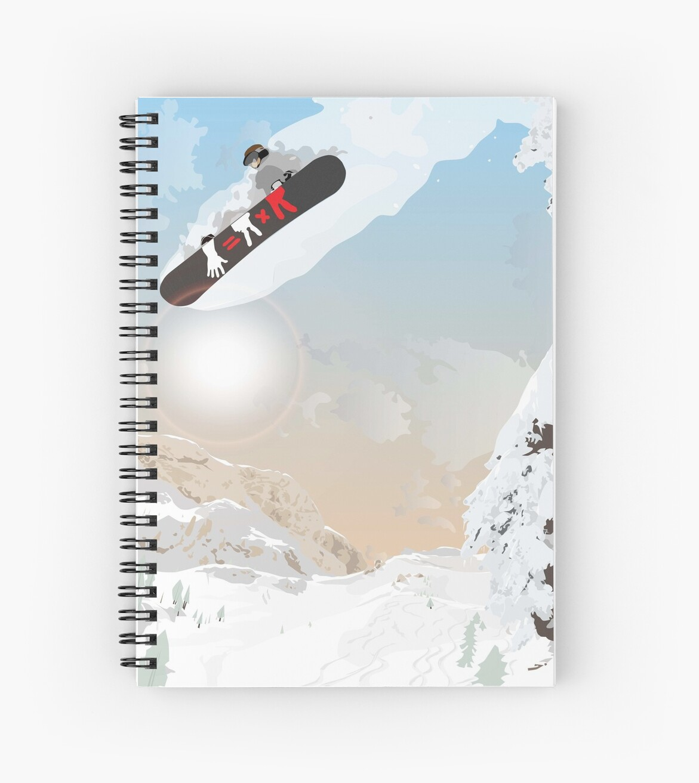 snowboarder by jaymorino