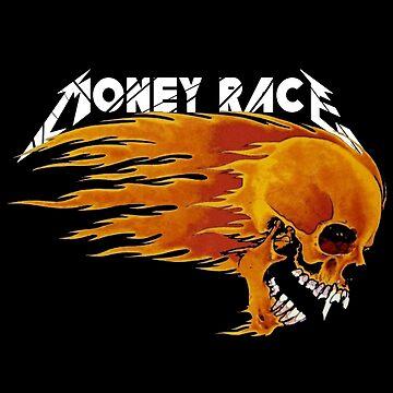 Money Race Skull by NoahandSons