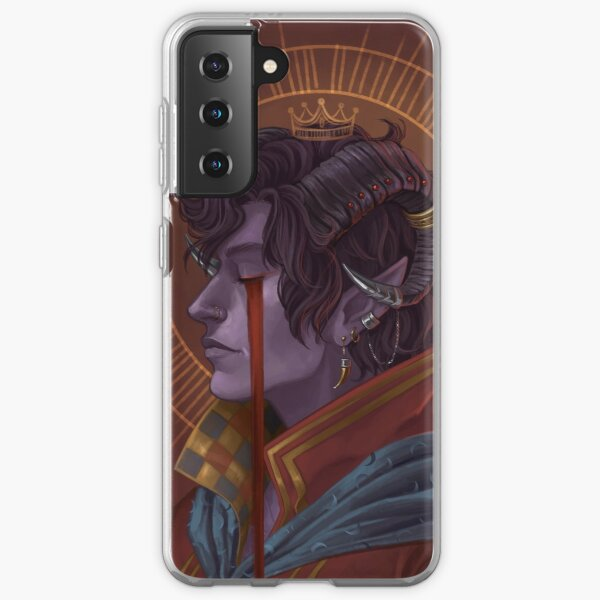 Long May He Reign Samsung Galaxy Soft Case
