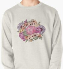 Roll Like a Girl Pullover