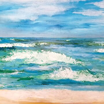 Bright Ocean by ysruss