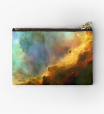Space storm Messier 17 Studio Pouch