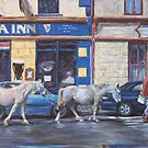 Two Old Nags by Alice McMahon