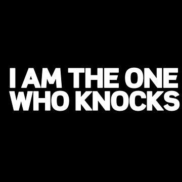 I am the one who knocks by metropol