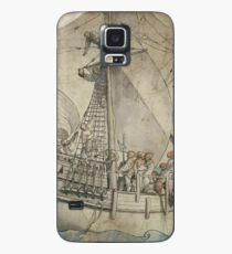 Hans Holbein the Younger - Ship with Revelling Sailors Case/Skin for Samsung Galaxy