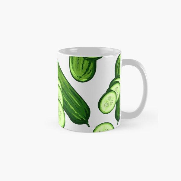 Veggiephile - Cucumbers Classic Mug