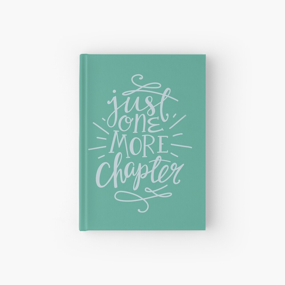 One More Chapter ... Mint Cuaderno de tapa dura