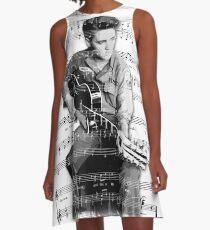 My Way A-Line Dress