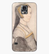 Hans Holbein the Younger - Anne Cresacre  Case/Skin for Samsung Galaxy
