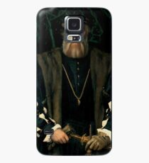 Hans Holbein the Younger - Charles de Solier, Sieur de Morette Case/Skin for Samsung Galaxy