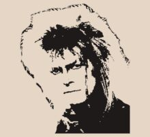 Jareth's Face - Labyrinth