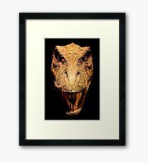 Mesozoic Wildlife Framed Print