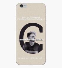 Corbyn Matthew Besson iPhone Case