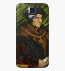 Hans Holbein the Younger - Sir Thomas More Case/Skin for Samsung Galaxy
