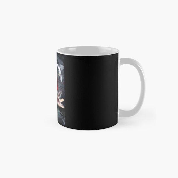 Russian Tank Witch Rusalka Classic Mug