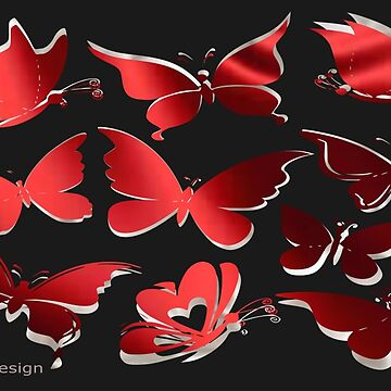 A butterfly Pattern (2376Views) by aldona