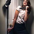 Intruder by Craig  Evensen