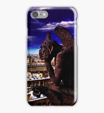 Notre Dame Sculptures Paris iPhone Case/Skin
