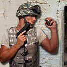 Grenade by Craig  Evensen
