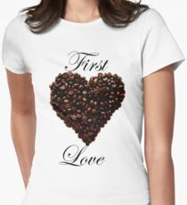 First Love Tee Women's Fitted T-Shirt